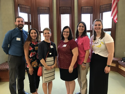Nardin Welcomes New Faculty for 2018-19
