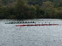 Nardin Competes in Head of the Schuylkill Regatta