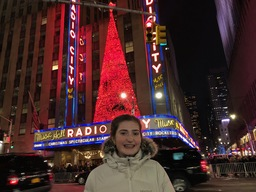 Nardin Academy Student Performs at Radio City Music Hall