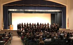 Nardin Choir Invited to Women's Choir Festival