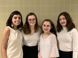 Students Perform in ECMEA Jr High All-County Festival