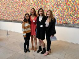 Nardin Art Displayed in 2019 AK Teen: Future Curators Exhibition
