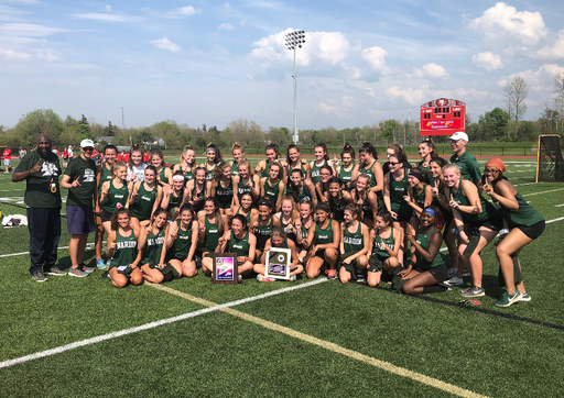 Track and Field Wins Third Consecutive All Catholic Championship