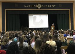 Nardin Continues Mental Health in Education Conversation