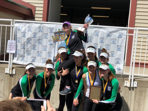 Clean Sweep! Nardin Rowing Wins Four State Titles